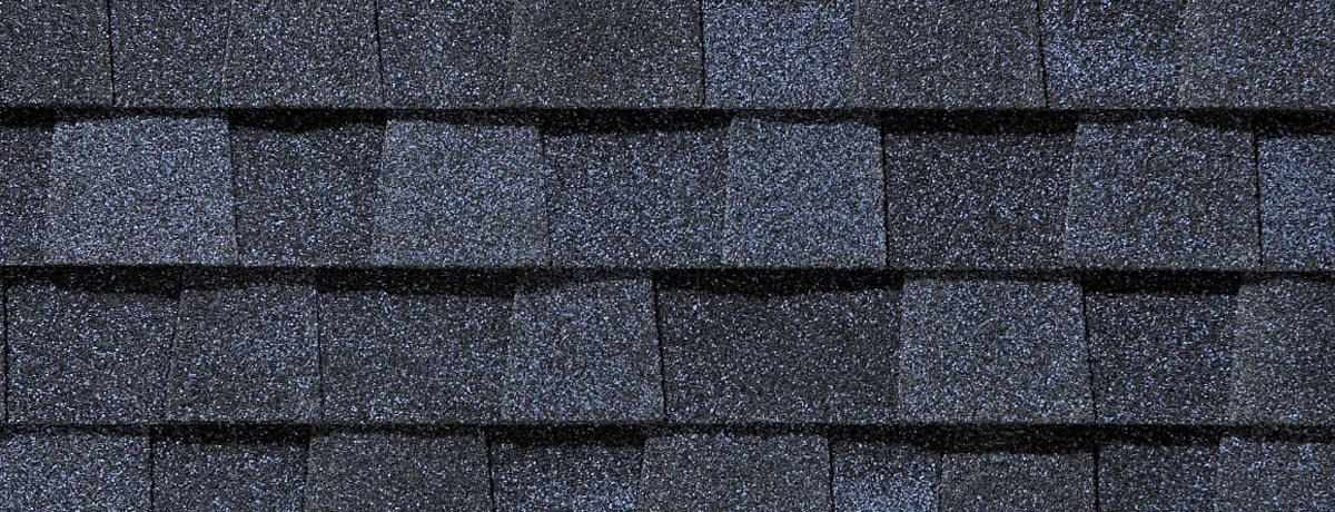 Atlantic Blue roof shingle