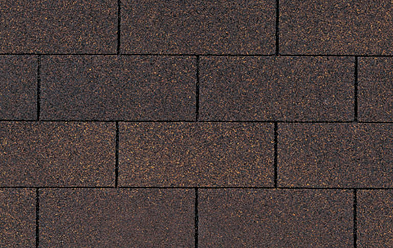 Brownwood roof tile
