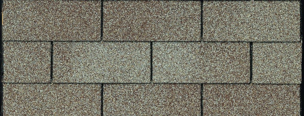 Cinnamon Frost roof tile