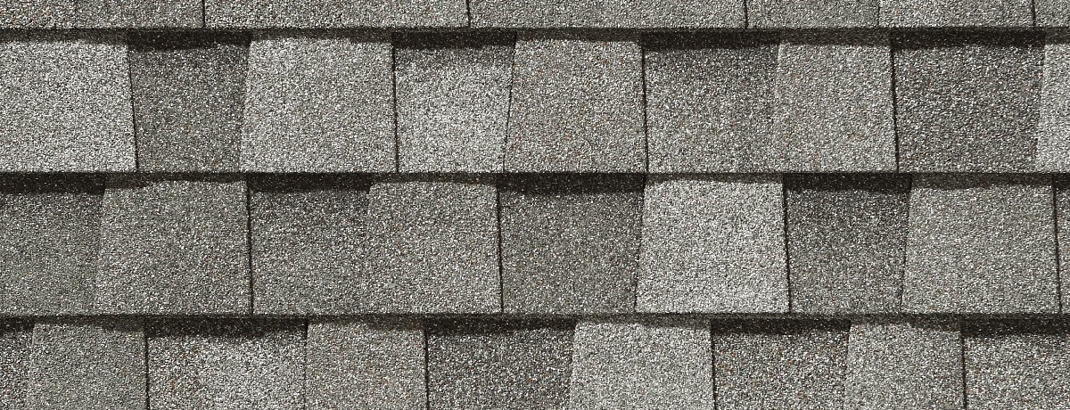Cobblestone Gray roof shingle