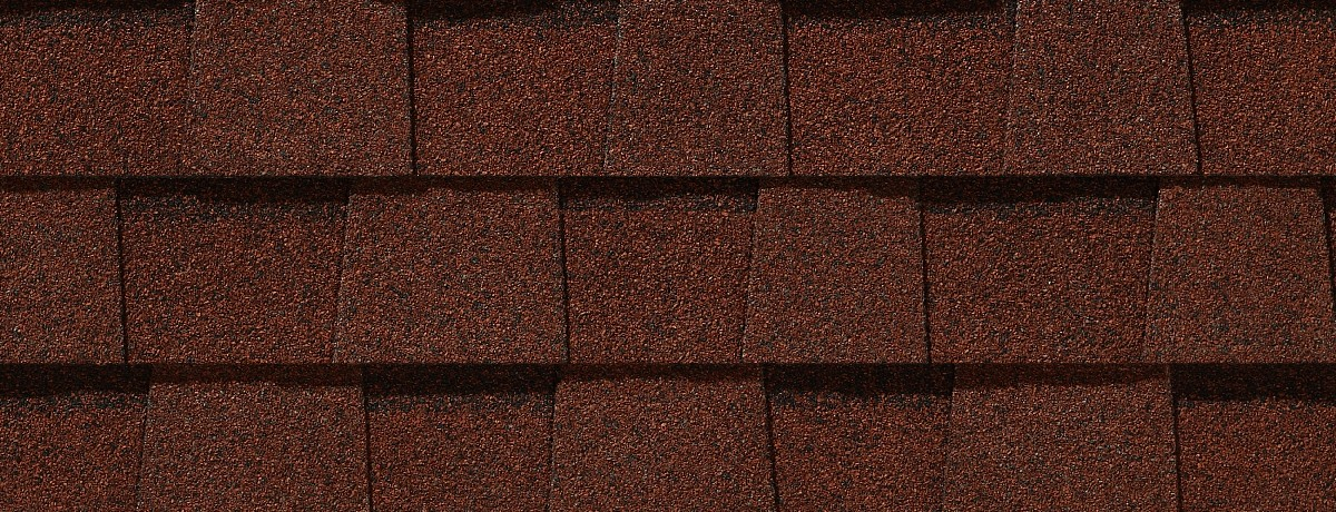 Cottage Red roof shingle