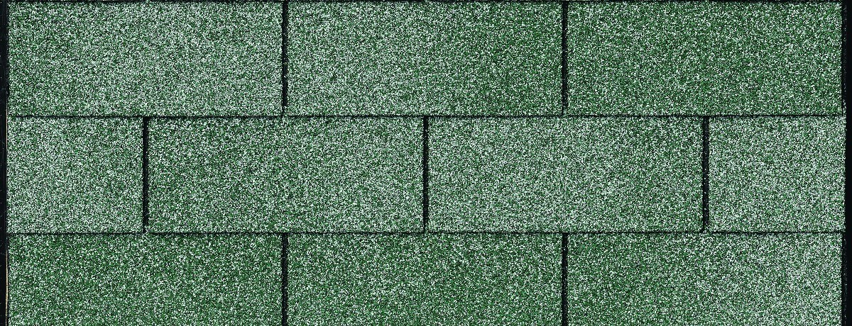 Mint Frost roof tile