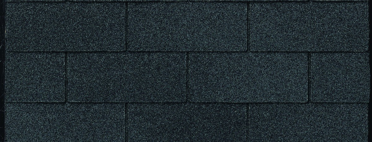 Moire Black roof tile