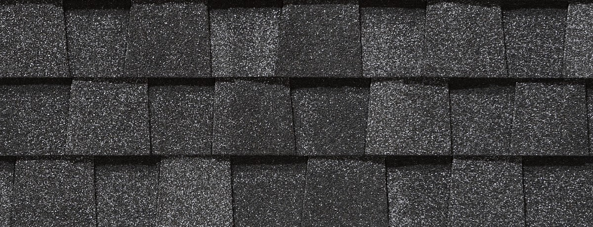 Pewter roof tile